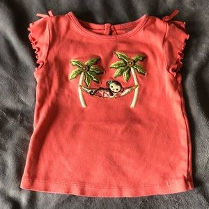 Gymboree tee shirt